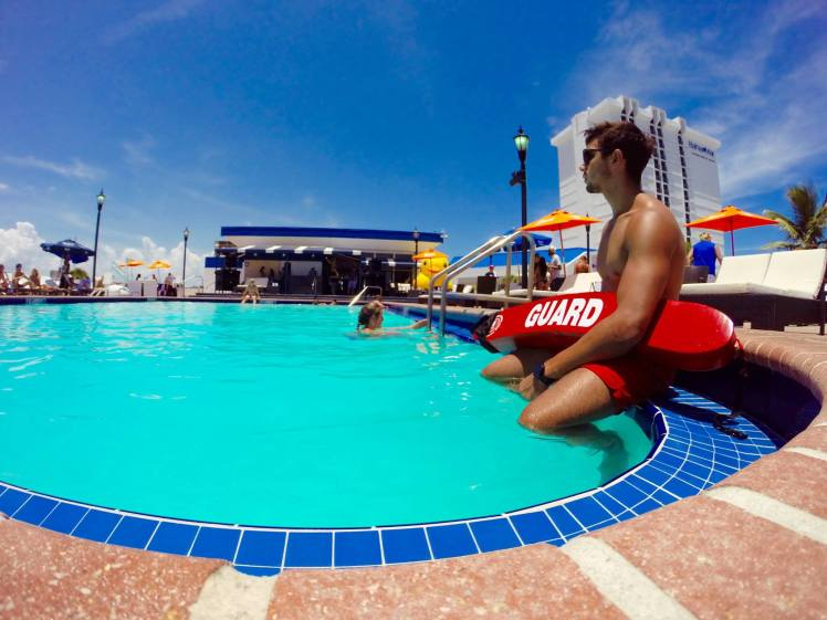 Become a Red Cross certified lifeguard with Aquassurance!